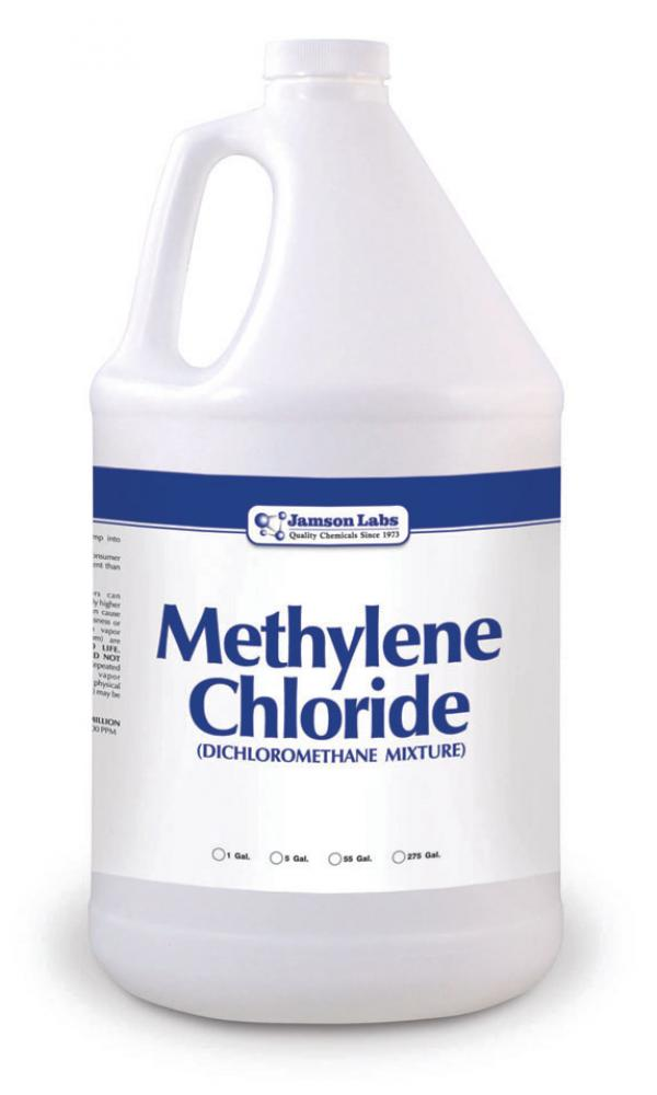 how to make methylene chloride
