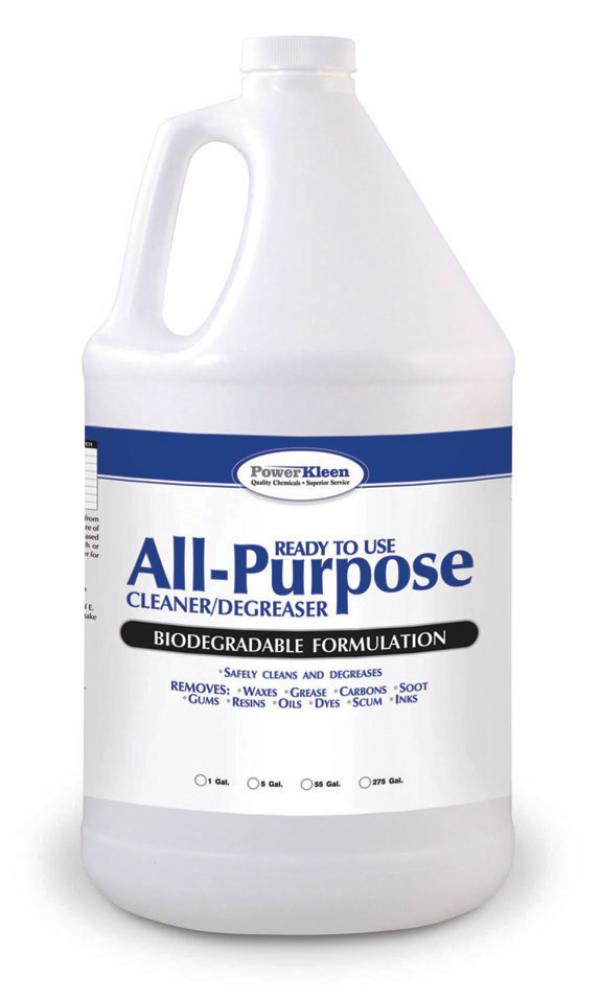 Industrial Concrete Cleaner Degreaser